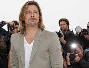 Brad Pitt volvió a hablar sobre su divorcio