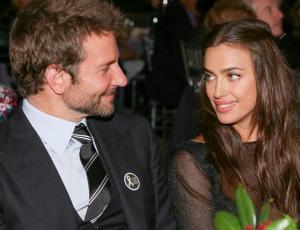 Irina Shayk es vista con anillo de compromiso parecido al de Lady Di