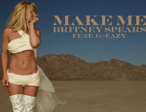 "Britney Spears lanzó su single ""Make Me"""