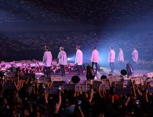 BTS deslumbró a sus fans chilenos con apoteósico show