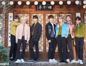 Integrantes de BTS son los protagonistas de la nueva portada de Billboard