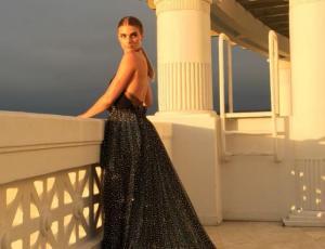 Backstage: la preparación de Josefina Montané para la Gala de Viña