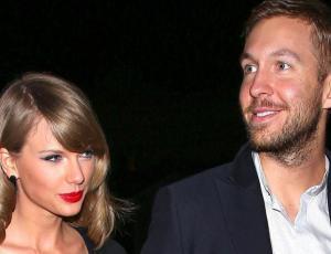 Calvin Harris habló sobre Taylor Swift