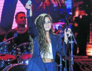 La actuación que transformó a Camila Gallardo en un fenómeno