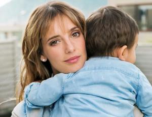 ¿Por qué Camila López no muestra a su hijo León?