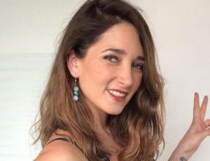 Camila Nash no lo pensó dos veces y se dejó convencer por Julio César Rodríguez