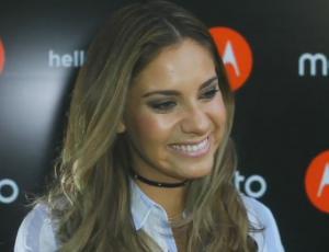 Camila Stuardo nos contó sobre su nuevo look