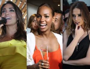 Las mejores fotos que dejó el cierre de campaña de las candidatas a reina de Viña