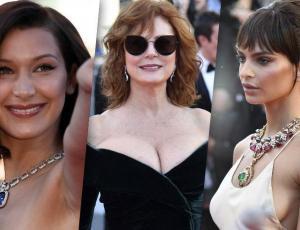 Estos son los looks que dieron inicio a la edición 70 del Festival de Cannes