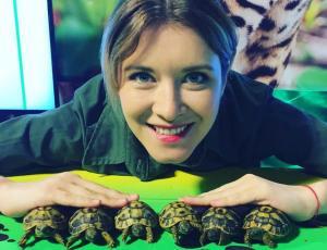 Carla Jara será médico veterinario