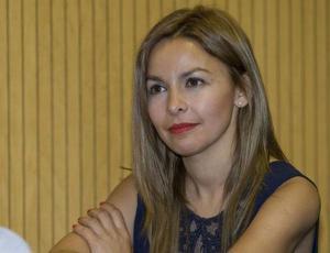 Carla Pardo compartió su secreto para obtener cintura de avispa