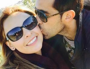 Carla Pardo responde a rumor de infidelidad de Claudio Bravo