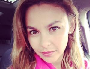 Carla Pardo confirma con foto su buen momento con Claudio Bravo