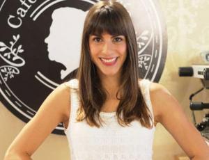 Actriz Carmen Zabala presentó a su hija recién nacida