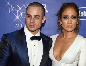 Jennifer Lopez y Casper Smart terminaron su relación
