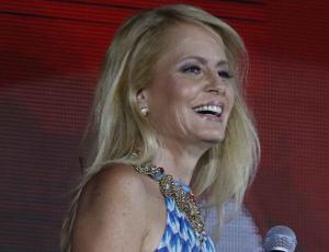 Cecilia Bolocco apareció sin maquillaje en recuento de la Teletón