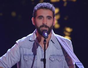 """Chileno destaca entre los mejores covers de Ed Sheeran en """"The Voice"""""""