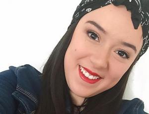 Christell Rodríguez cantó su primera canción a los ocho meses de nacida