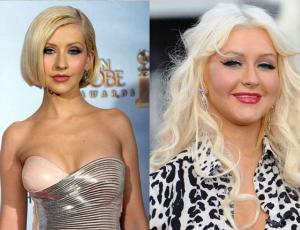 9 famosos que cambiaron radicalmente su peso
