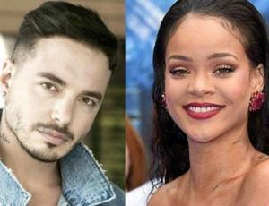 El comentario de J Balvin sobre Rihanna que indignó en redes sociales