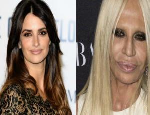 La radical transformación de Penélope Cruz para interpretar a Donatella Versace en nueva serie