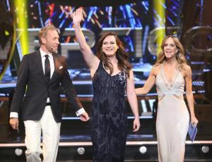 Daniela Vega se convirtió en la primera ganadora de la nueva temporada de Vértigo