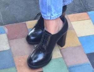 ¿Qué tipo de zapatos escogen las famosas para sus eventos?