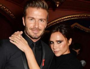 David y Victoria Beckham se fueron de vacaciones con sus 4 hijos