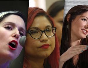Famosas se refieren sobre la aprobación de la ley de aborto bajo tres causales