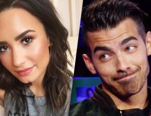 Joe Jonas y Demi Lovato encerrados en un ascensor por cuatro horas