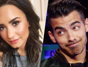 La reacción de Demi Lovato ante el compromiso de Joe Jonas prueba que aún son mejores amigos