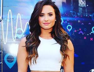 Demi Lovato le responde a usuaria que la trató de gorda