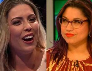 El tenso encontrón de Alejandra Valle y Daniela Aránguiz