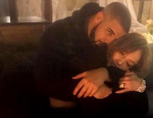 El romántico gesto de Drake con Jennifer Lopez