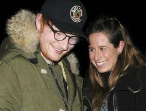 Ed Sheeran confirma que se casó en secreto con Cherry Seaborn