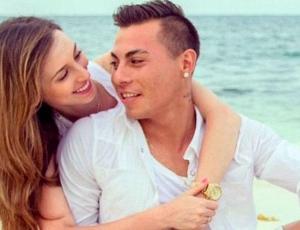 Eduardo Vargas defiende a su esposa burlándose de Maca Tondreau