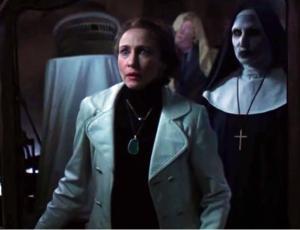 """La broma pesada que hicieron los creadores de """"El conjuro 2"""" a sus fans"""