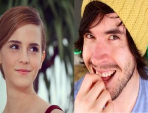 ¿Germán Garmendia junto a Emma Watson?