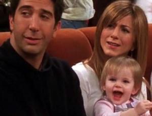 """Así lucen las gemelas que interpretaron a la hija de Rachel en """"Friends"""""""
