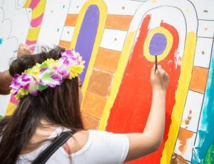 El reinado continúa: las coronas de flores siguen dominando Lollapalooza