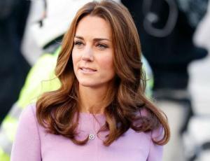 Kate Middleton reapareció con mismo look que usó el año pasado