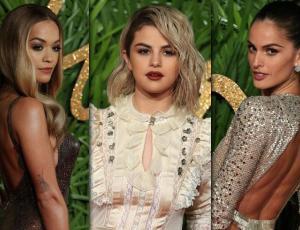 Los mejores looks en la alfombra roja de los British Fashion Awards 2017