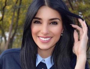 Flavia Medina muestra retoque en su rostro