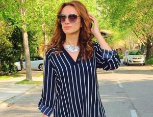 Alejandra Fosalba se convirtió en fashion blogger