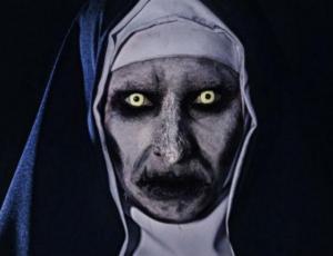 """El terrorífico teaser de """"La monja"""" que tuvo que ser eliminado de Youtube"""