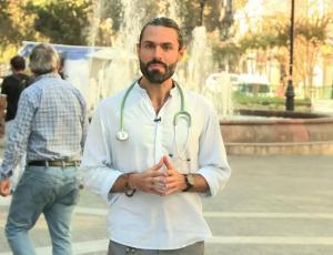 """Dr. Neira vuelve al 13c para resolver los """"Síntomas Chilensis"""""""