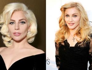 """Lady Gaga contra Madonna: """"Toco muchos instrumentos y escribo mi propia música"""""""