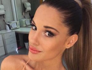 Gala Caldirola sorprende con cambio de look en pleno embarazo