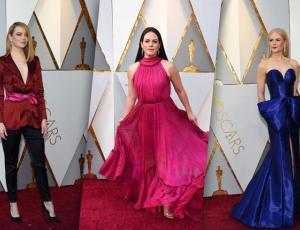 Todos los looks de la alfombra roja de los premios Oscar