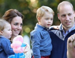 La razón por la que el príncipe George solo usa pantalones cortos